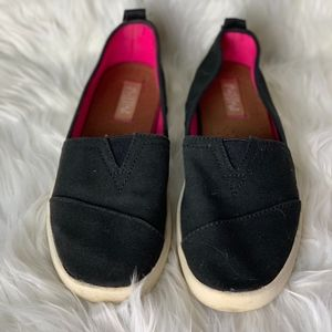 Mad Love Canvas Loafer Shoe